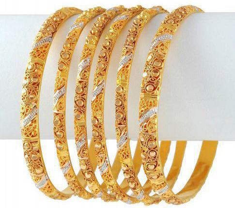 gold-bangles-designs-collection-2013-pictures