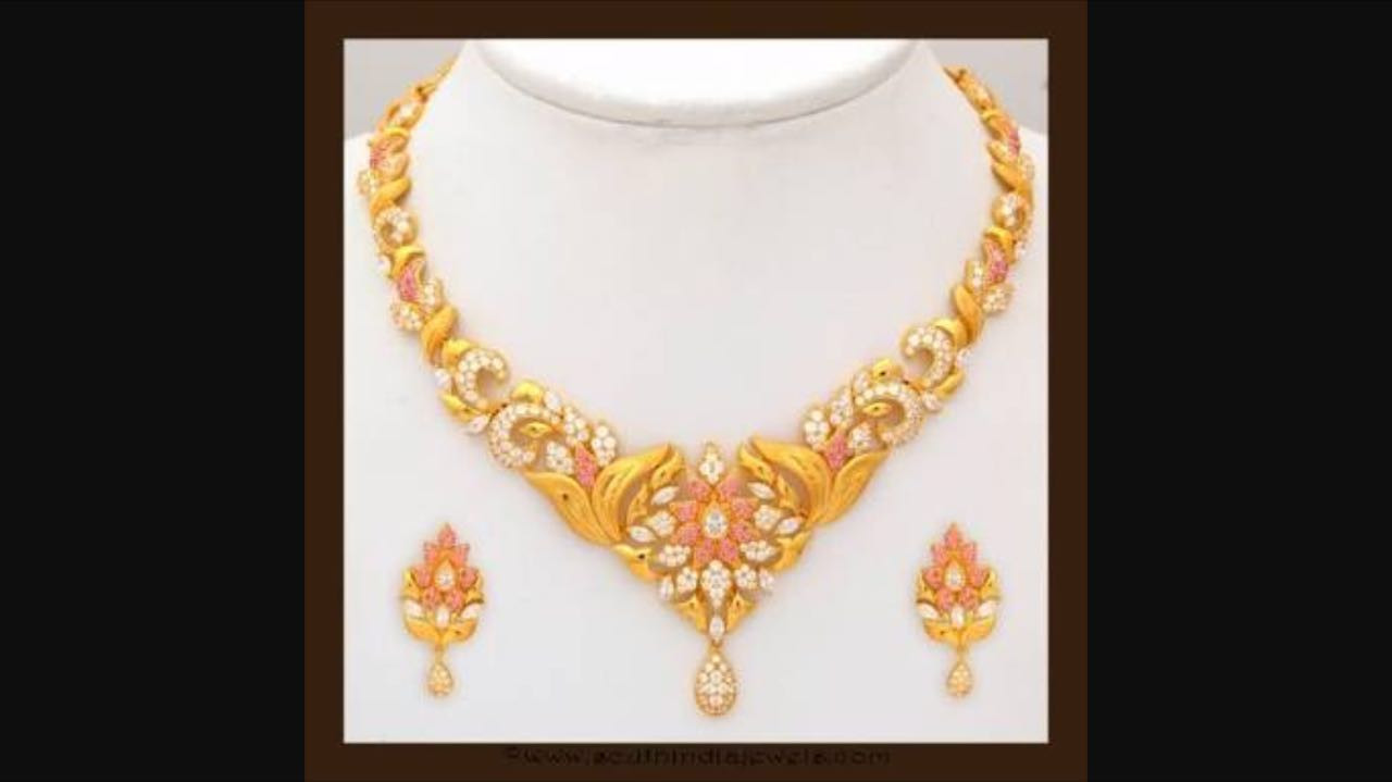 Gold Necklace sets – YaQoOT Gold Smith
